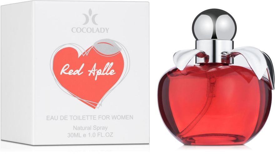 Cocolady Red Aplle