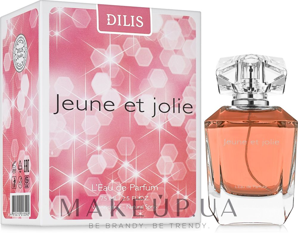 Dilis Parfum Aromes Pour Femme Jeune et Jolie