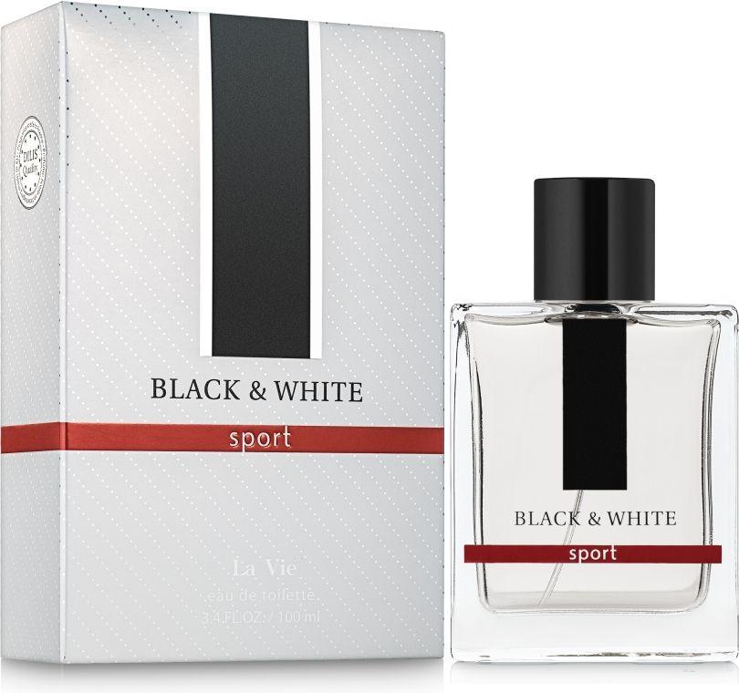 Dilis Parfum La Vie Pour Homme Black & White