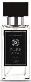 Federico Mahora Pure Royal 198