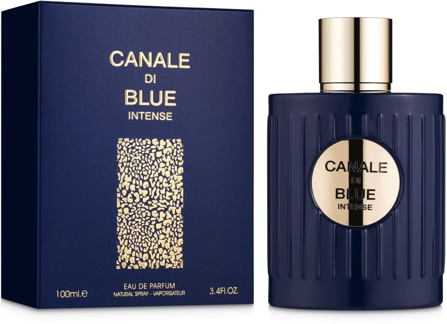 Fragrance World Canale Di Blue Intense