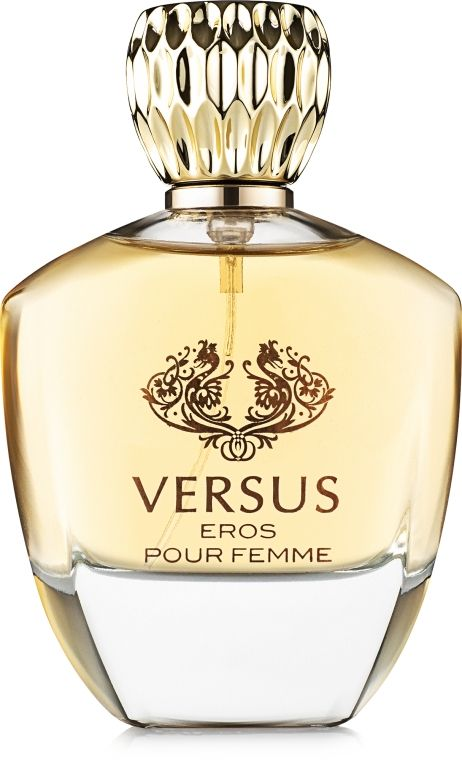 Fragrance World Versus Eros Pour Femme