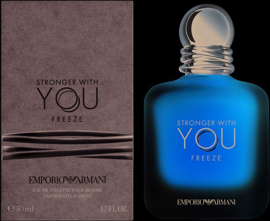 Giorgio Armani Emporio Armani Stronger With You Freeze
