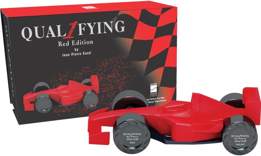 Jean-Pierre Sand Qualifying Red Edition