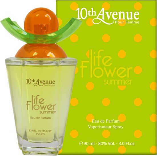 Karl Antony 10th Avenue Life Flower Summer