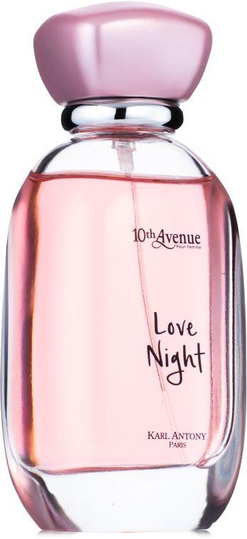 Karl Antony 10th Avenue Love Night