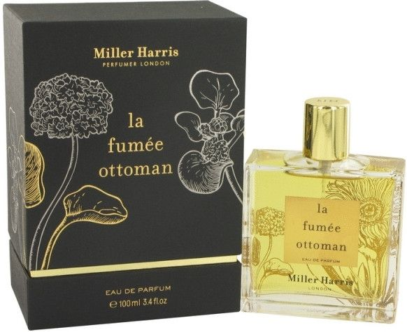 Miller Harris La Fumee Ottoman