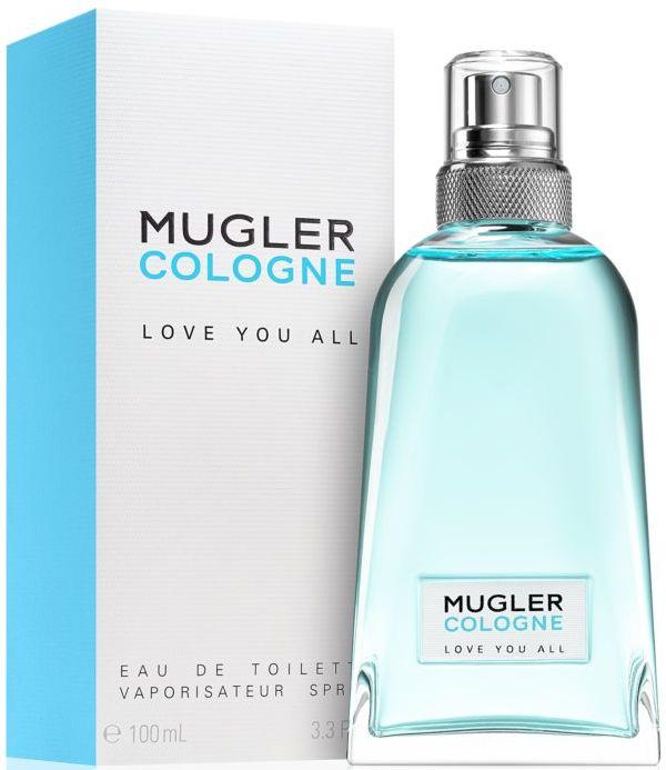 Mugler Cologne Love You All