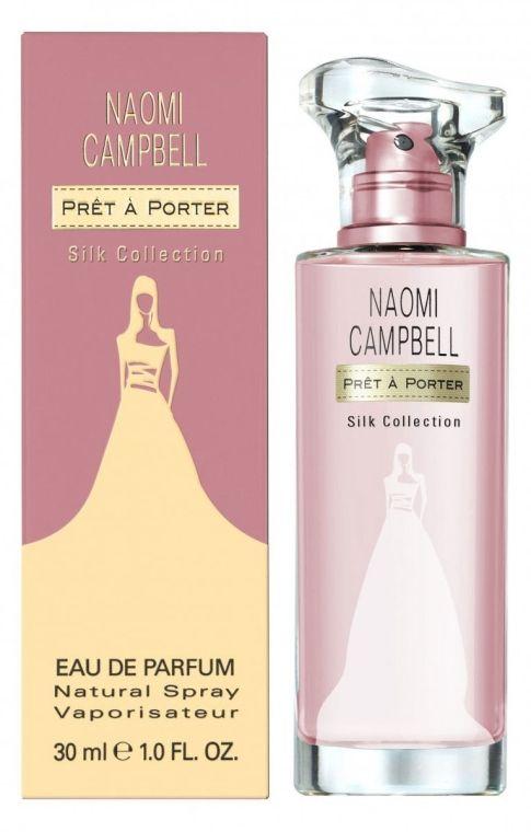 Naomi Campbell Pret a Porter Silk Collection