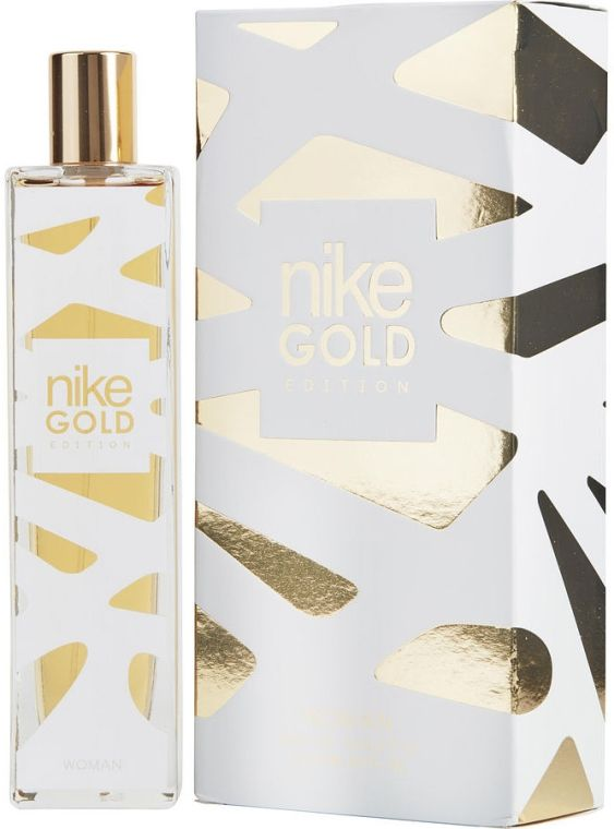 Nike Gold Edition Woman вода