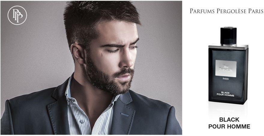 Parfums Pergolese Paris Rue Pergolese Black Pour Homme