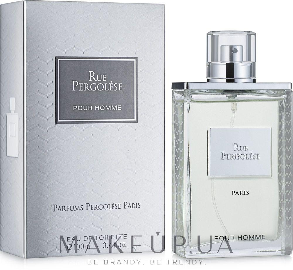 Parfums Pergolese Paris Rue Pergolese Pour Homme