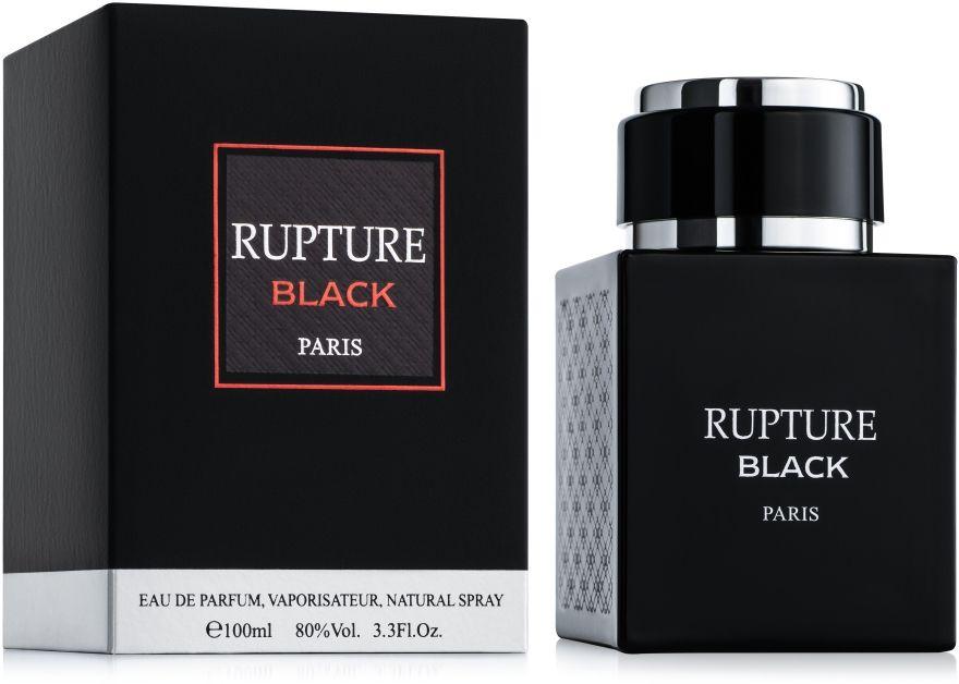 Prestige Paris Rupture Black