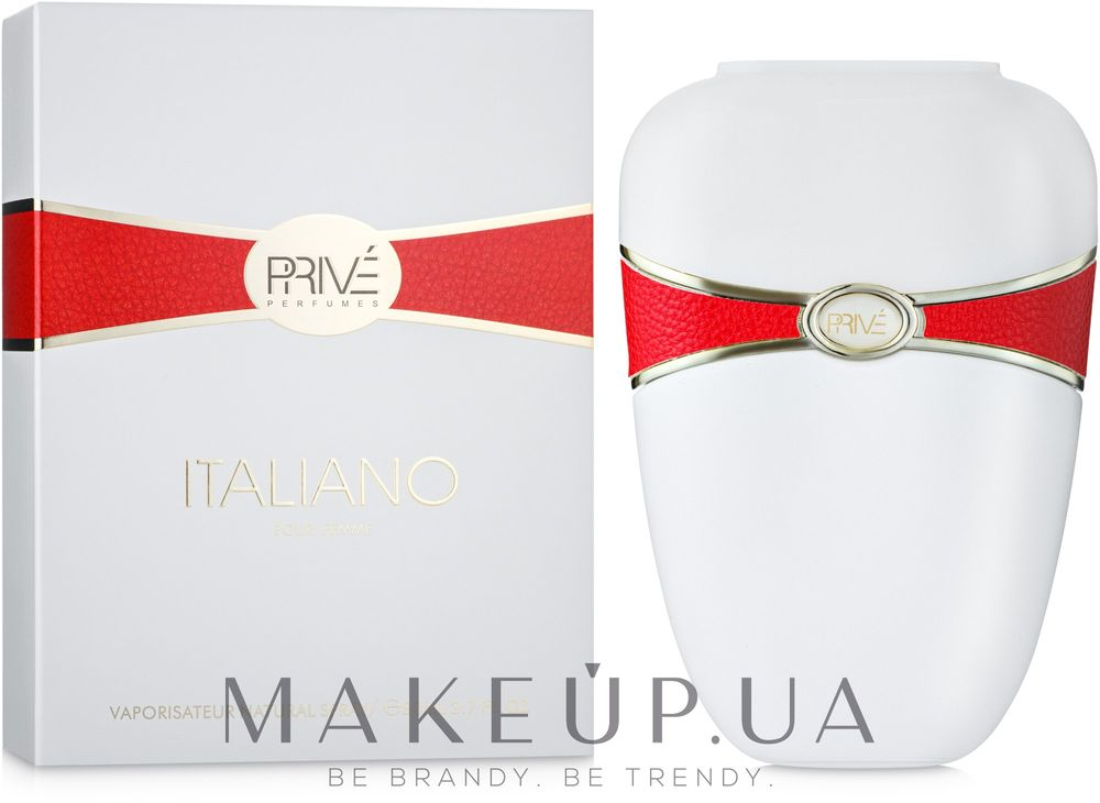Prive Parfums Italiano