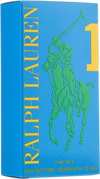 Ralph Lauren The Big Pony Collection 1 for Men