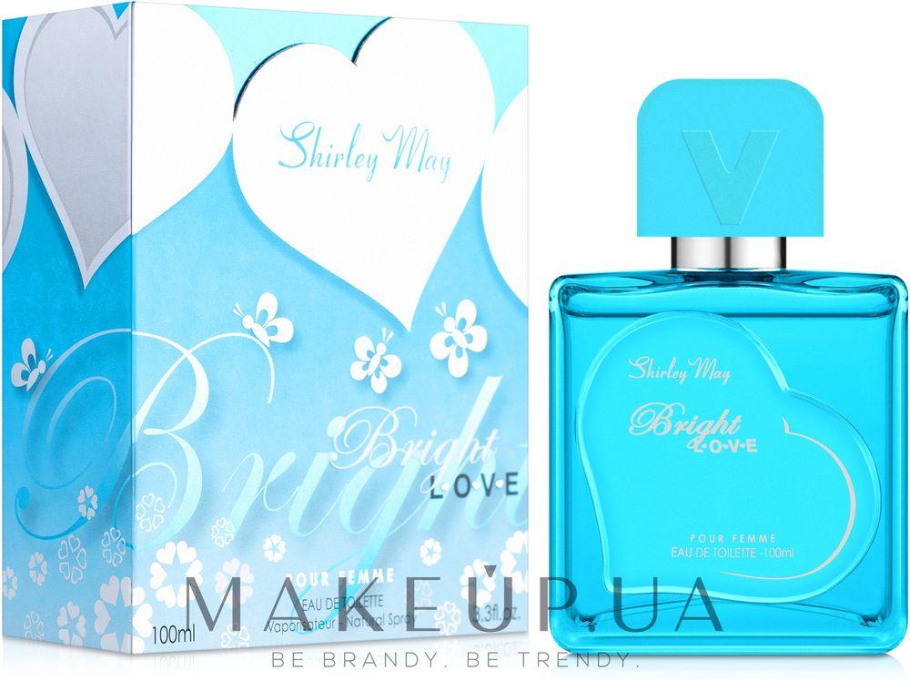 Shirley May Bright Love