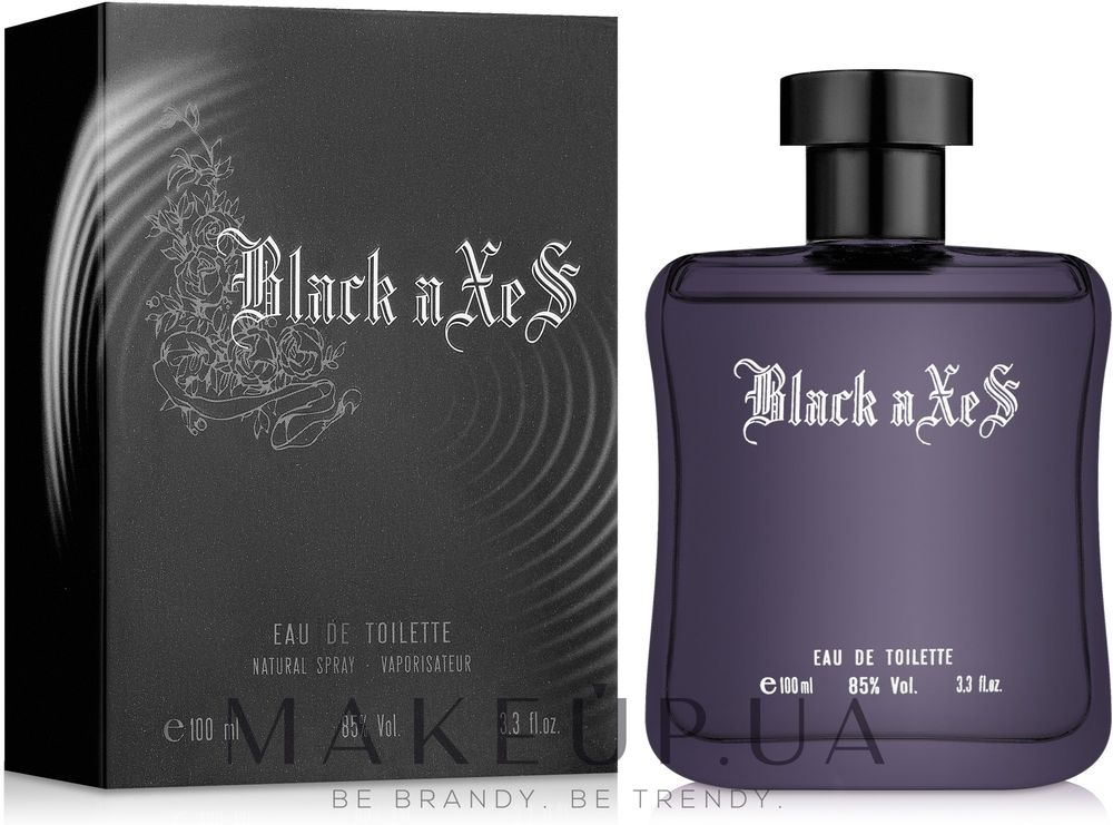 Sterling Parfums Black Axes