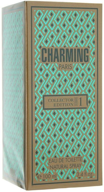 Christine Darvin Charming