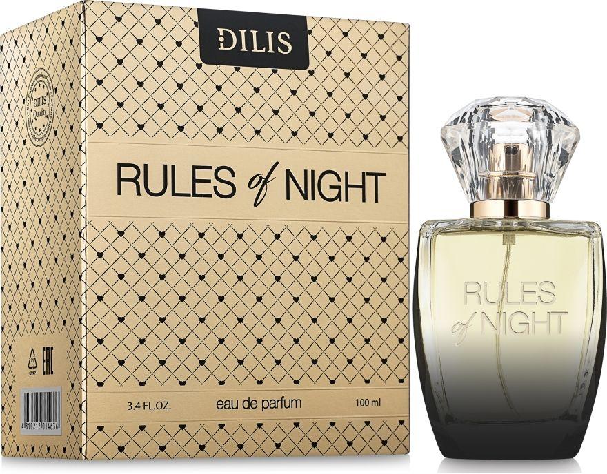 Dilis Parfum La Vie Rules of Night