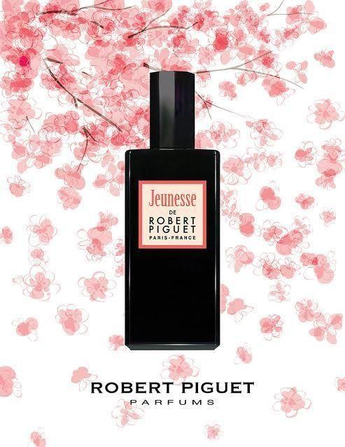 Robert Piguet Jeunesse