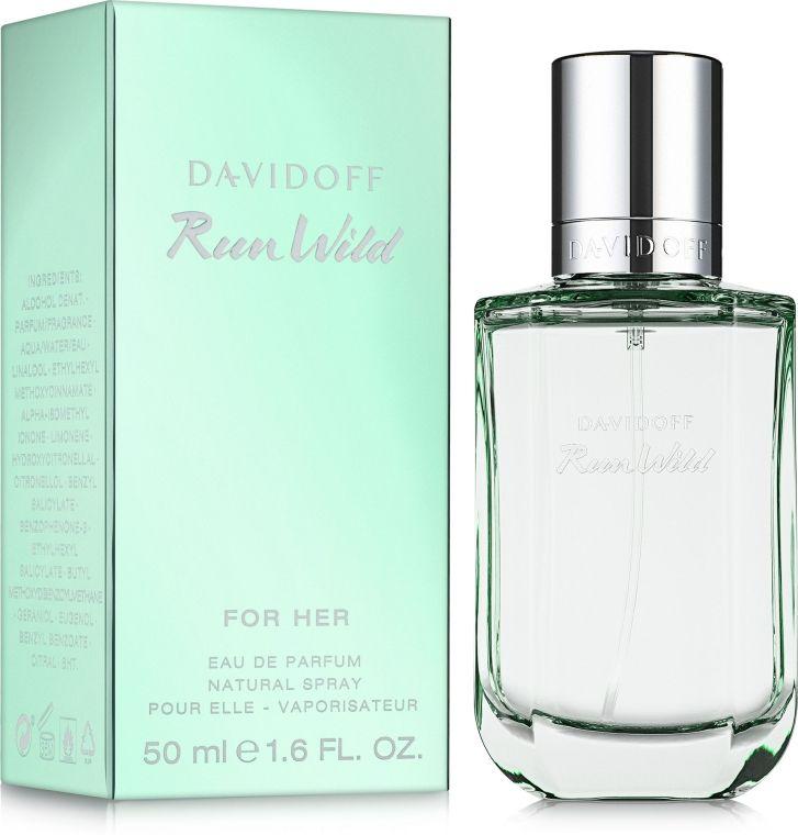 Davidoff Run Wild For Her