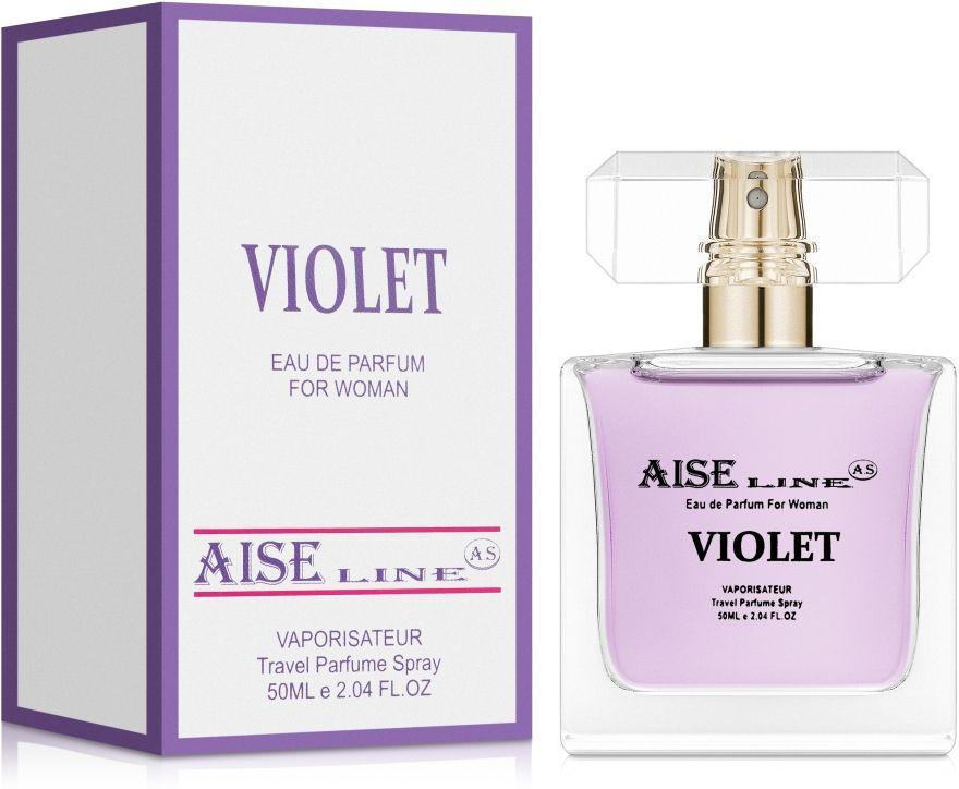 Aise Line Violet