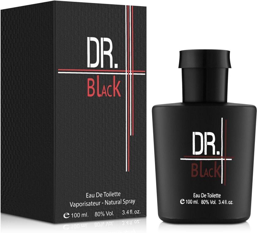 TRI Fragrances Dr. Black