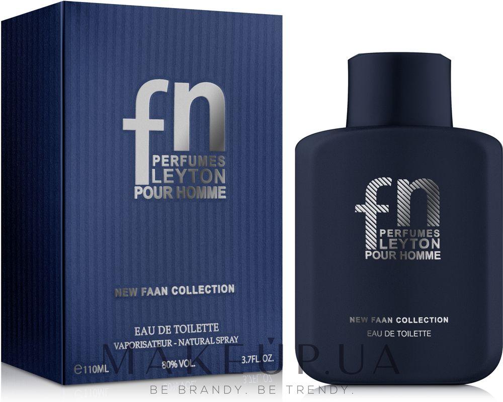 Tri Fragrances Fn:Leyton Pour Homme