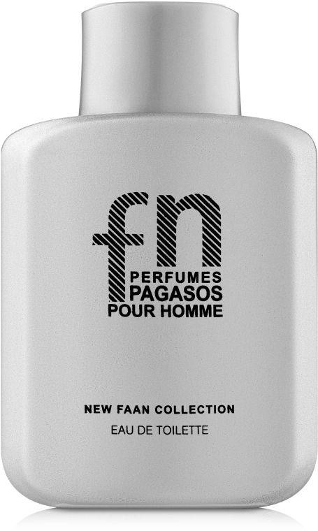Tri Fragrances Fn:Pagasos Pour Homme