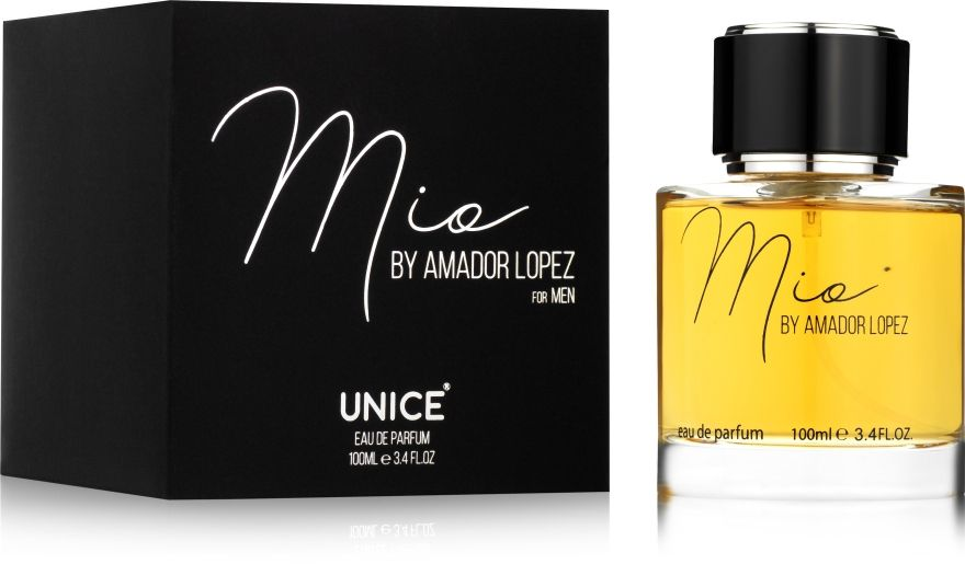 Unice Mio by Amador Lopez