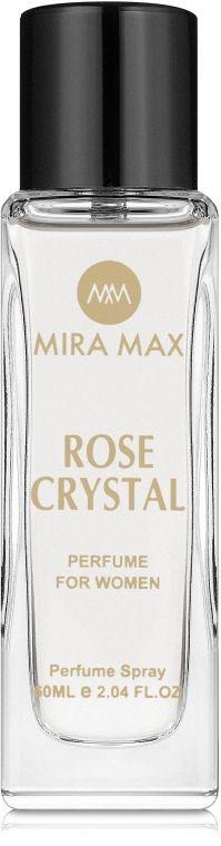 Mira Max Rose Crystal