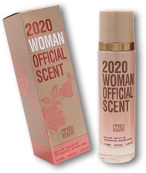 TRI Fragrances 2020 Woman Official Scent