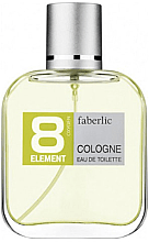 Photo of Faberlic 8 Element Cologne