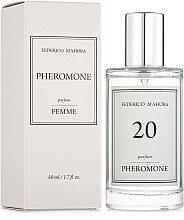 Photo of Federico Mahora Pheromone 20