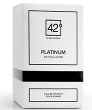 Photo of 42° by Beauty More Platinum Edition Limitee Pour Femme