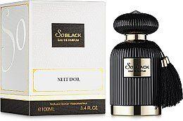 Fragrance So Black World Nuit D'or