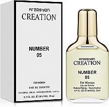 Photo of Kreasyon Creation Number 05
