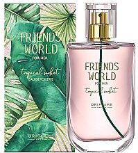 Photo of Oriflame Friend's World For Her Tropical Sorbet