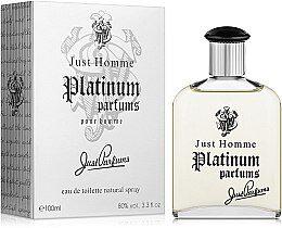 Just Parfums Platinum Parfums