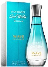 Davidoff Cool Water Wave Woman 2018