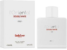 Photo of Estelle Ewen L'Oriental Double White Edition Men