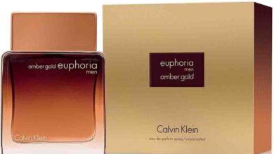 Photo of Calvin Klein Euphoria Amber Gold Men