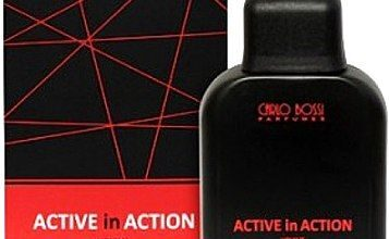Photo of Carlo Bossi TNT Active In Action Red
