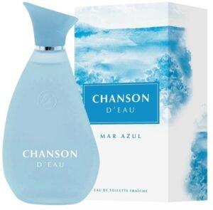 Coty Chanson Dʻeau Mar Azul