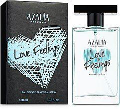 Photo of Azalia Parfums Love Feelings Blue