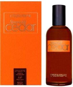 Czech & Speake Spanish Cedar