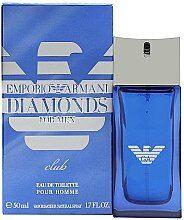 Giorgio Armani Emporio Armani Diamonds Club For Men