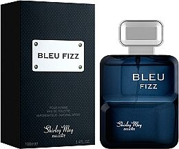 Photo of Shirley May Deluxe Bleu Fizz