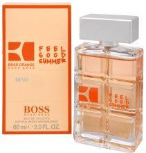 Hugo Boss Orange For Men Feel Good Summer
