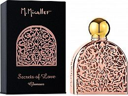 Photo of M. Micallef Secrets of Love Glamour